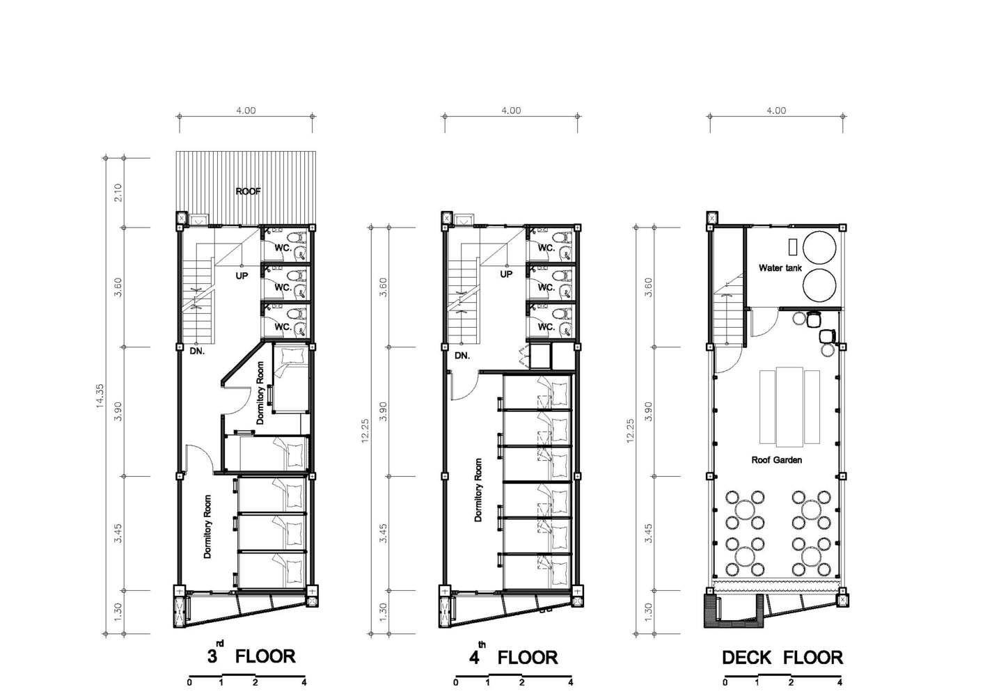 Gallery Of Ora Hostel Sea Architecture 29 Hostels Design Hostel Room Hotel Floor Plan