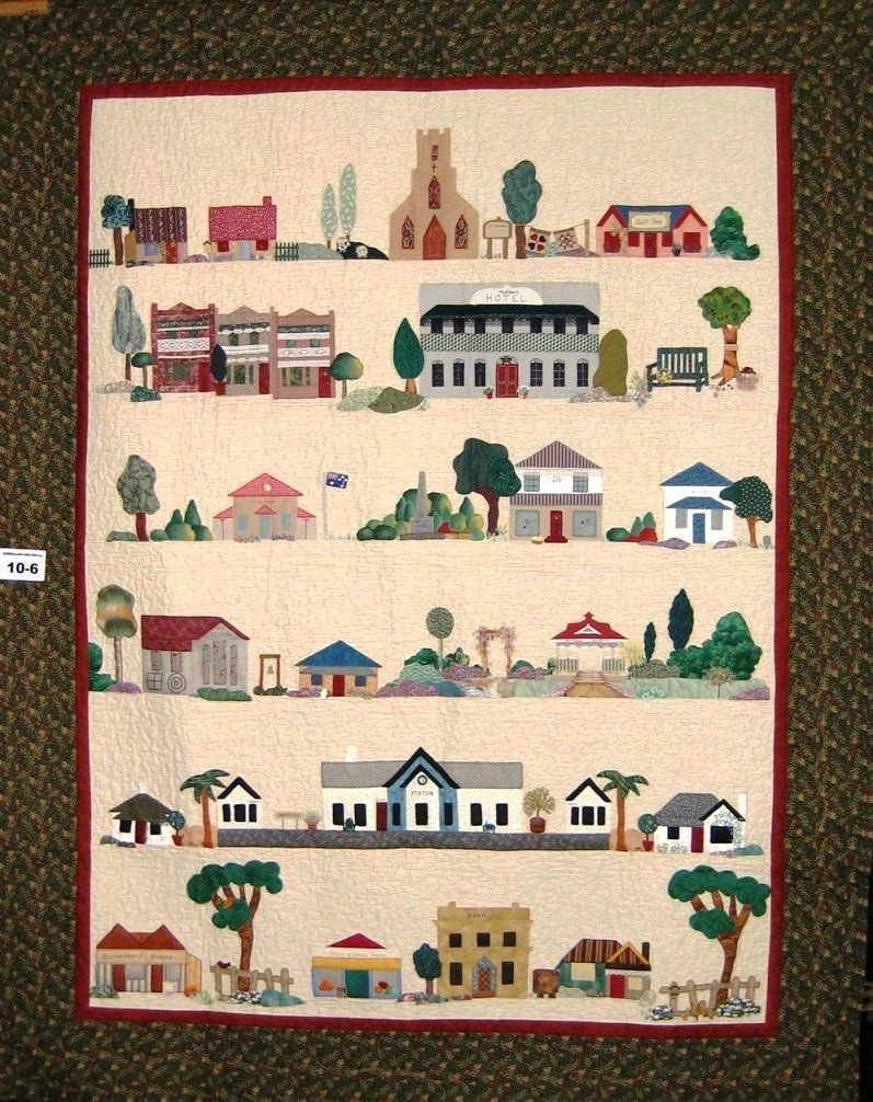 1000+ images about Houses - Quilt Blocks on Pinterest - ^