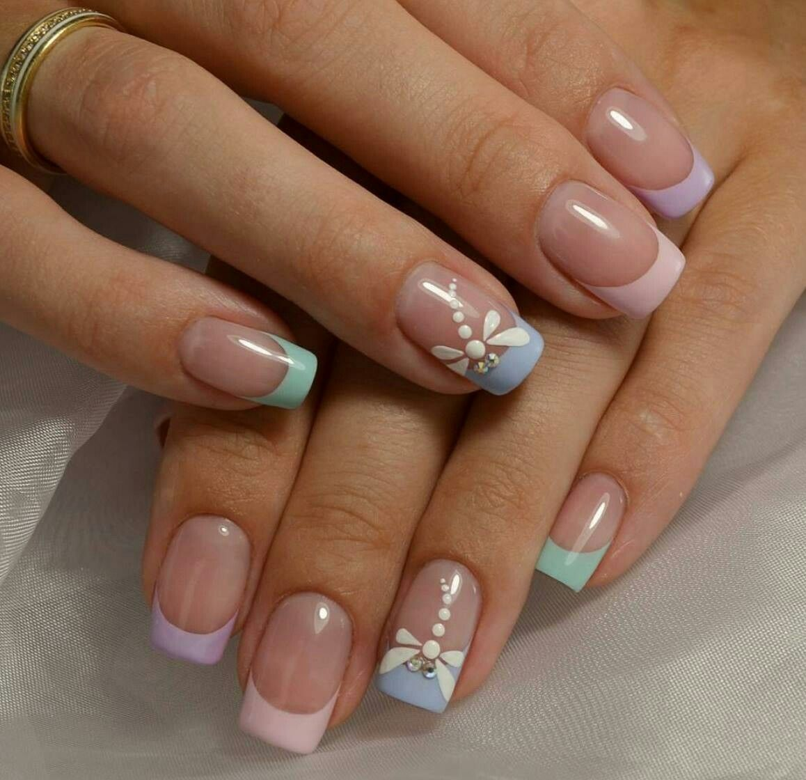 Pin by Kristi Tate on nails   Pinterest   French manicure designs ...