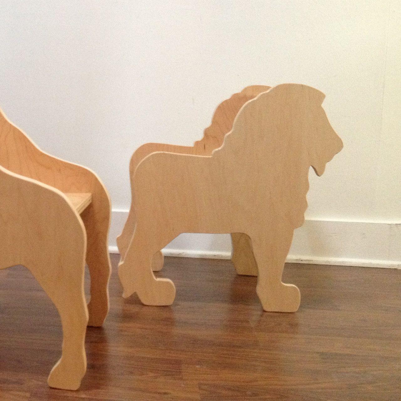 Great Lion Animal Chair   Palomau0027s Nest Design Ideas
