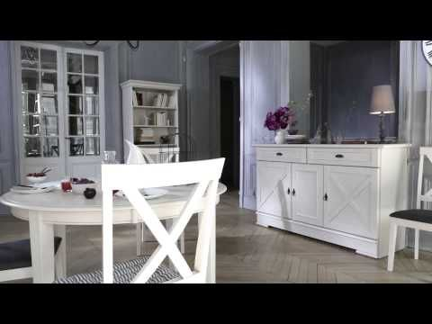 Buffet 3 Portes 2 Tiroirs Olivia 410 Chene Blanchi Buffets But Salles De Bains Style Campagne Campagne Chic Cuisines Design