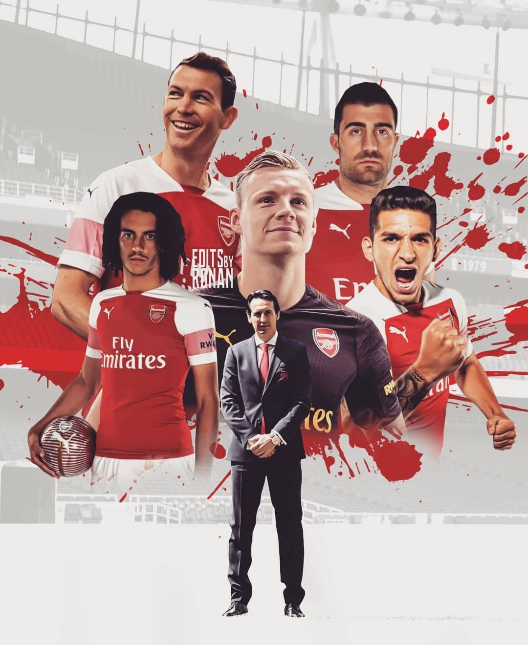 All The New Signings For Arsenal 2018 Credit To At Editsbyronan On
