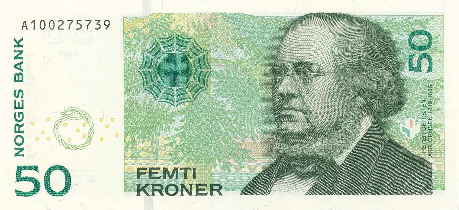 Banknotenatlas Norwegen Norwegen Geld Geldscheine Papiergeld Banknoten Norgesbank Kronen Geschichte Geldgeschichte Norwegen Geld Geldscheine