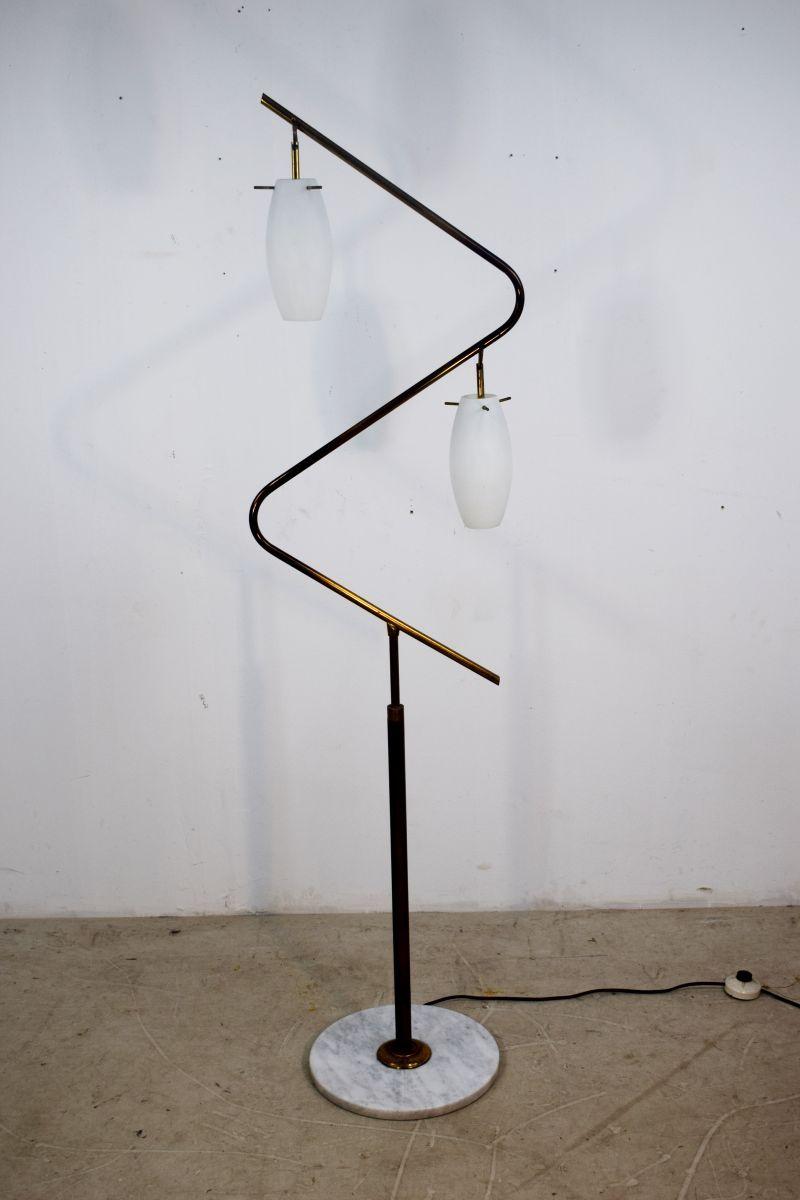 Stehleuchte Dimmbar Mit Schirm Led Stehlampe Schwarz Holzfuss