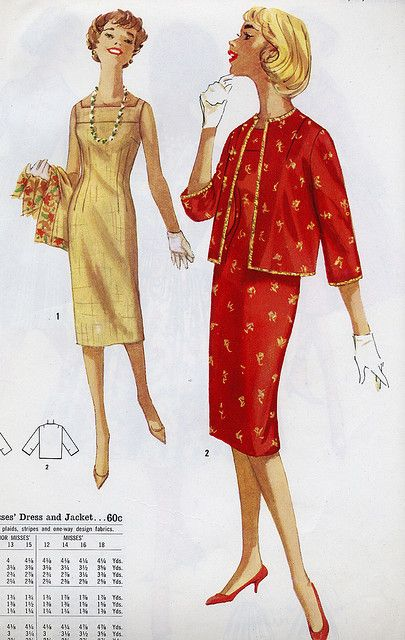 red and gold by Millie Motts, via Flickr