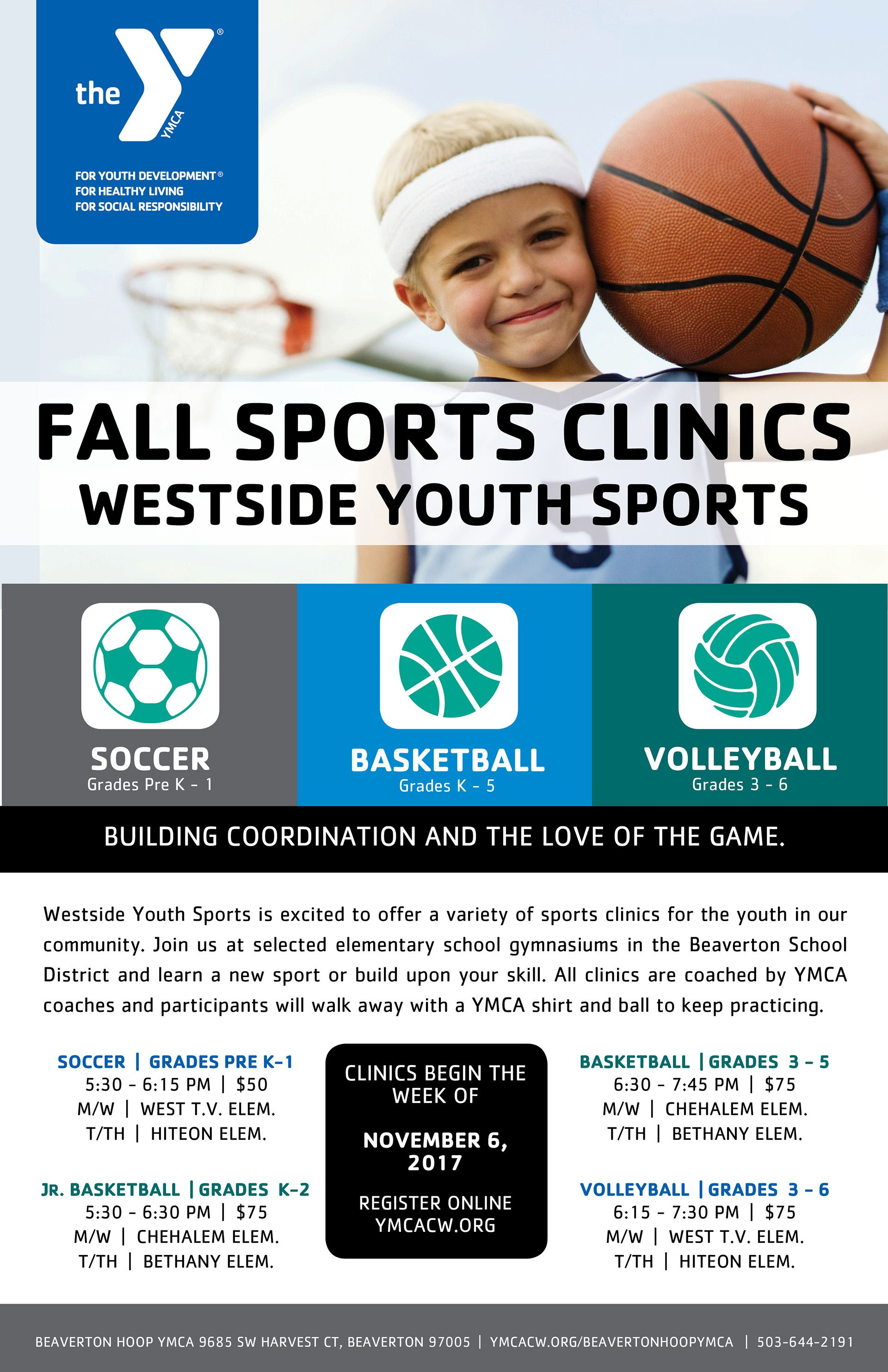 Concept Layout Young Men S Christian Association Empowers Youth Strengthen Family And Unites The Community Toward Ymca Youth Programs Youth Sports