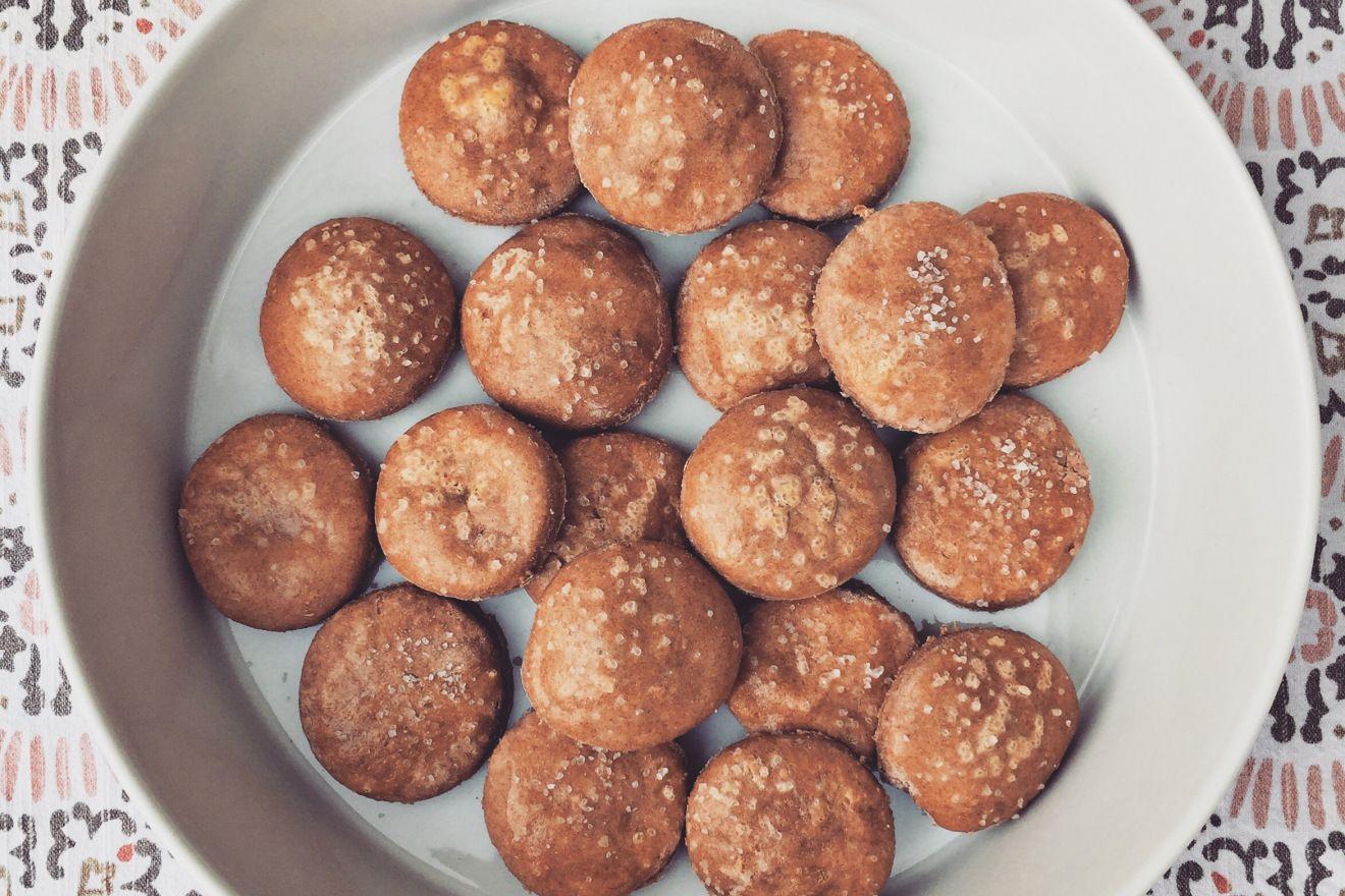 Protein Soft Pretzel Nuggets Soft pretzels, Braces