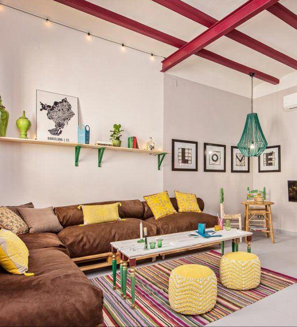 Affitto casa Cabras Cortile con area relax Case