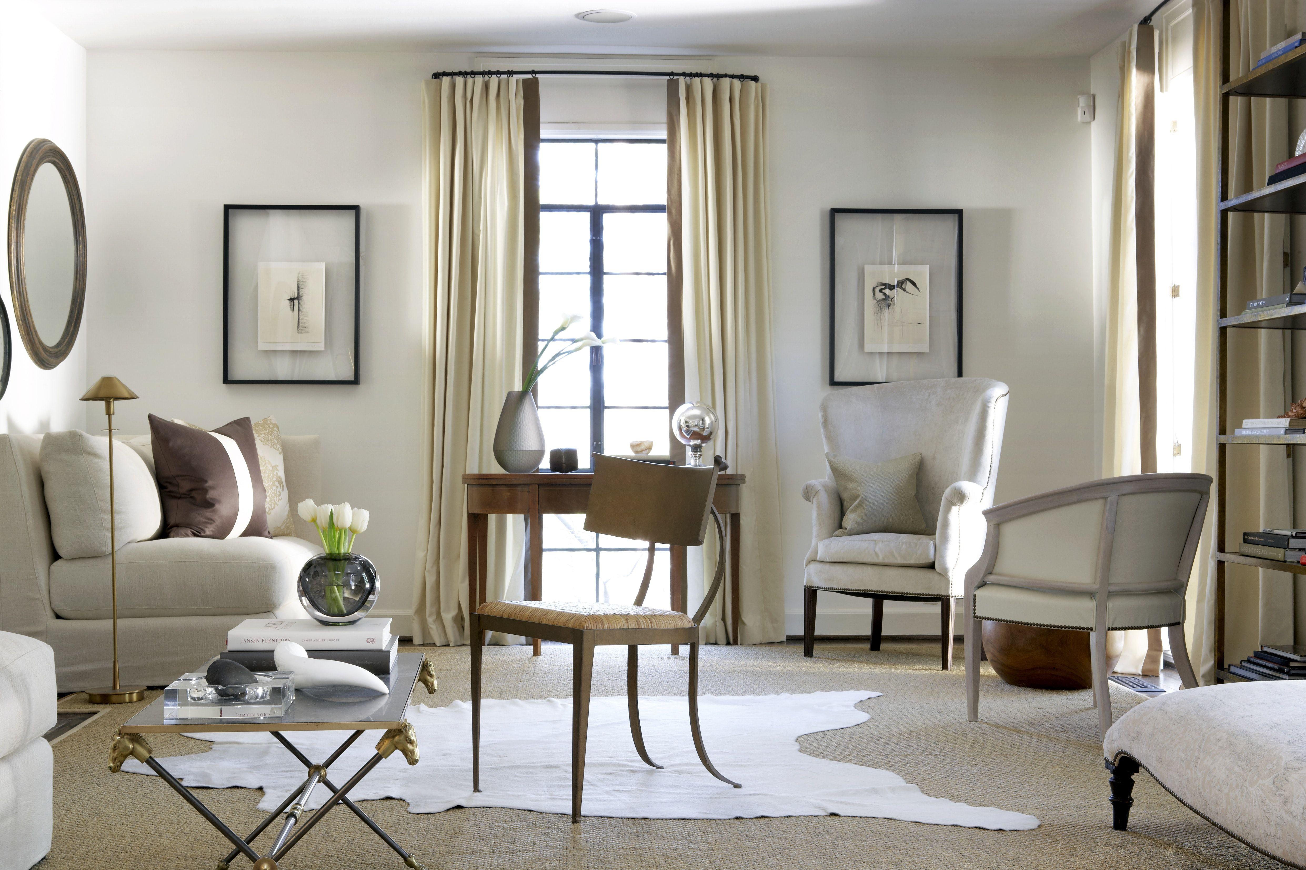 Andrew Brown Interiors White Interior Design Interior Home
