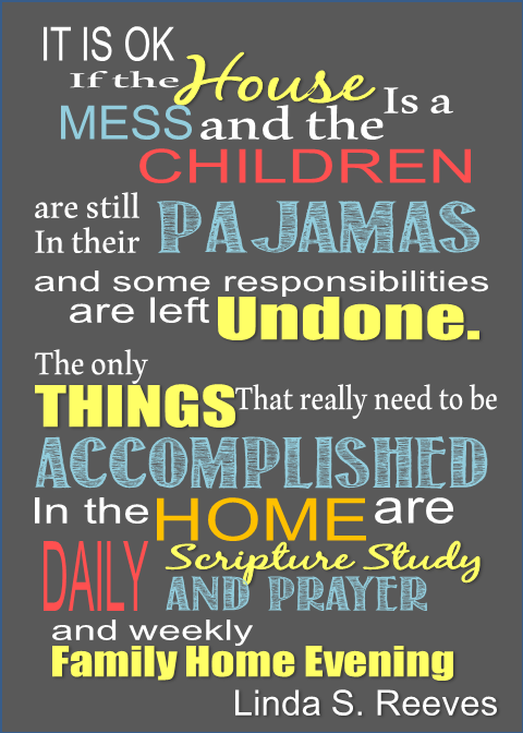 #General Conference Quotes April 2014/ May Visiting