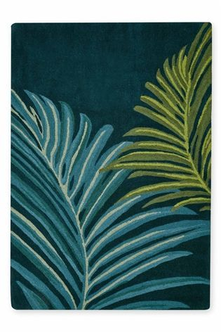 Palm Leaf Rug From The Next Uk Online