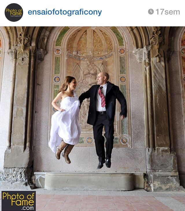 Trash the dress found on Instagram