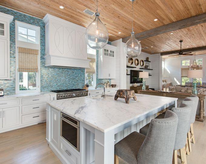 Interior Designed Kitchens Unique Nest Interior Design  Kitchens I Love  Pinterest  Coastal Decorating Inspiration