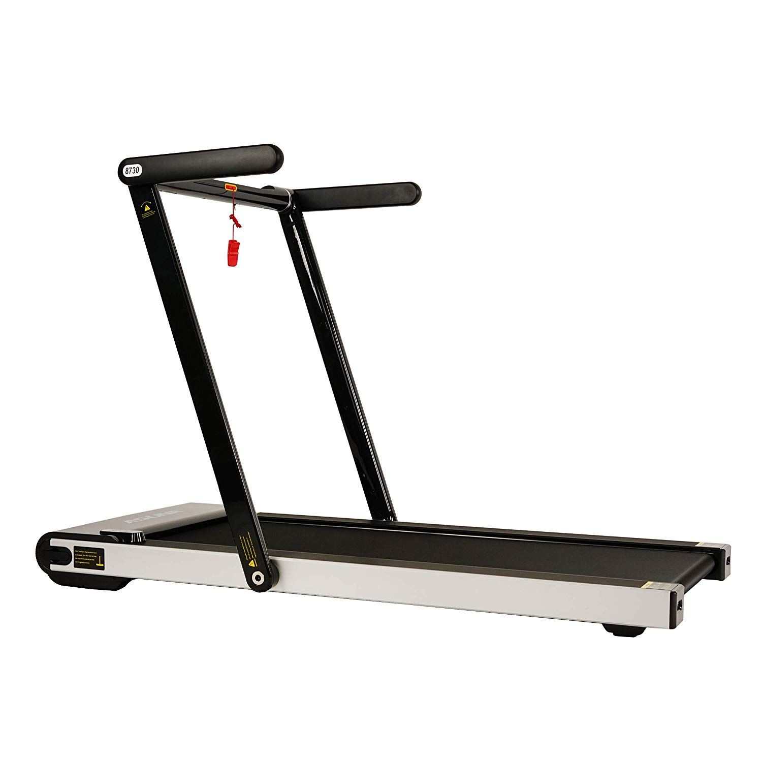 Asuna electric foldable treadmill with pulse and led