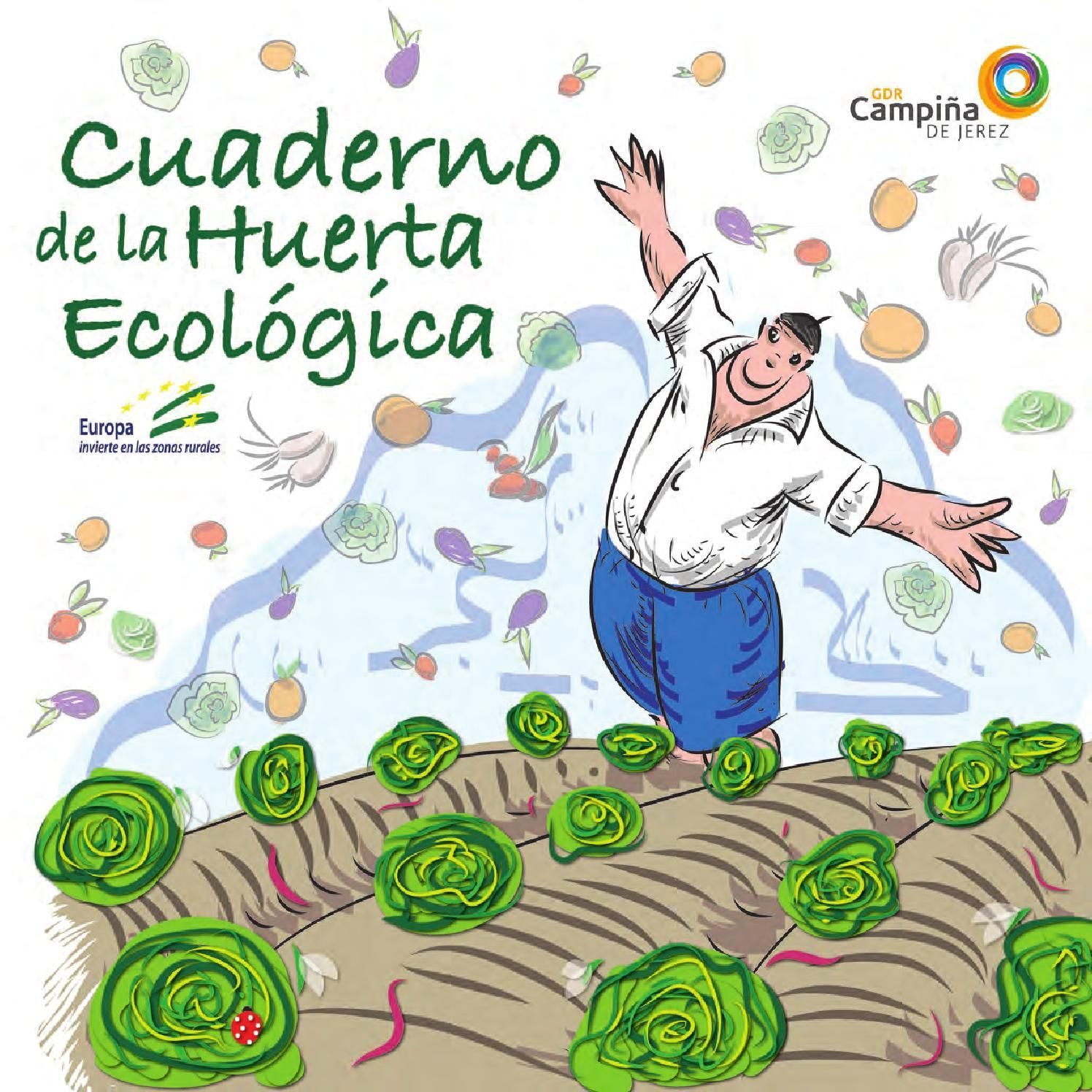 Cuaderno De La Huerta Ecologica Huerta Huerto Y Huerto Ecologico ~ Como Hacer Una Huerta Ecologica
