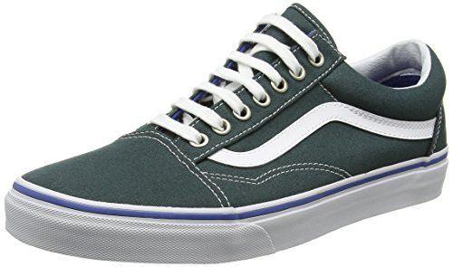 vans unisex-erwachsene old skool canvas sneaker