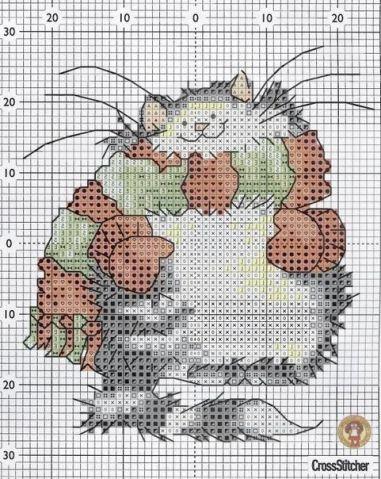 Schemes cross stitch - Page 3