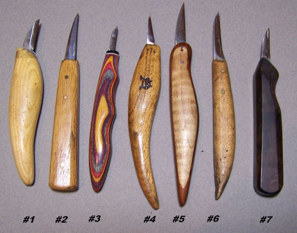 Crosseswoodcarving thoughts on carving knives
