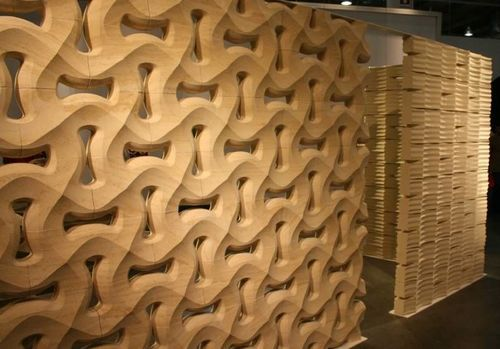 Wooden 3D wall panel sciany Pinterest 3d wall panels and 3d wall