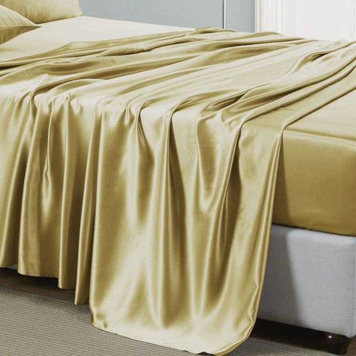 Pure Silk Fitted Sheets: Finest Silk Fitted Sheets In Mulberry Silk U2013 OOSilk