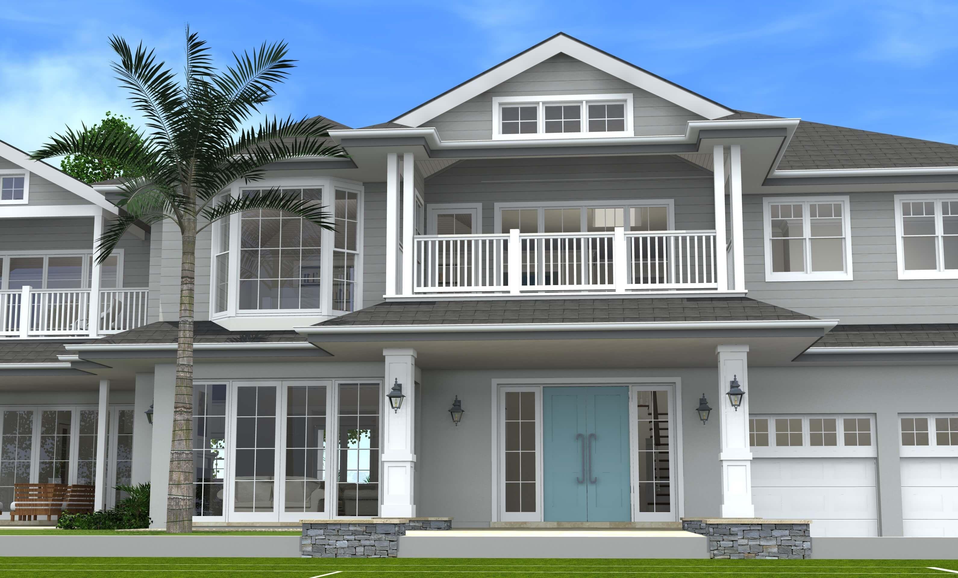 Architect Designed Home Hamptons House North Balgowlah Hamptons House Hamptons Style Homes Architect Design