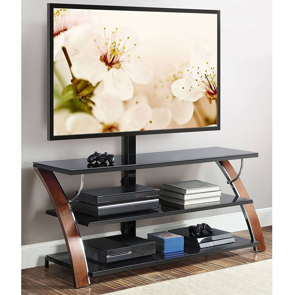 Tv Stand For Flat Screens 65 Entertainment Center Cabinet Wall Mount Table Top Whalenentertainmentcenter Modern Glass Tv Stand Flat Screen Tv Stand 65 Inch Tv Stand Tv stand for flat screen