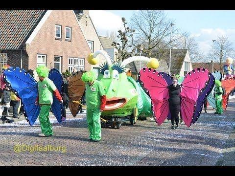 Carnavalsoptocht Drunen