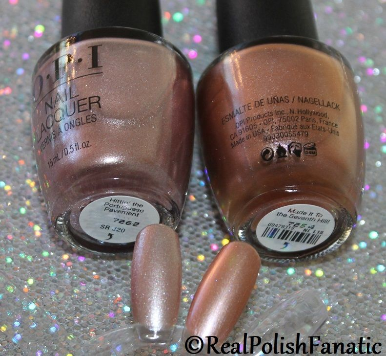 OPI Lisbon Collection – Spring 2018 // Sally Beauty and Ulta Store ...