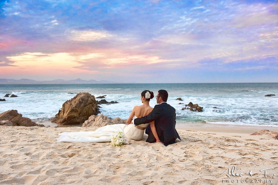 Beautiful Jewish Destination Wedding At One Only Palmilla Los Cabos Mexico
