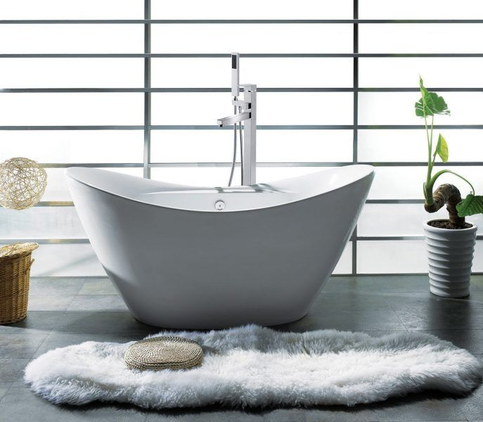 Bathroom Bathup:Remarkable Modern Bathtubs That Will Make You Look ...