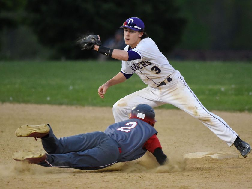 Olsh 39 S Patrick Brogan Nathan Hart And Scott Symons Joined Head Coach Phil Mccarren On The West Region Team That Wo Baseball Players Players Keystone State