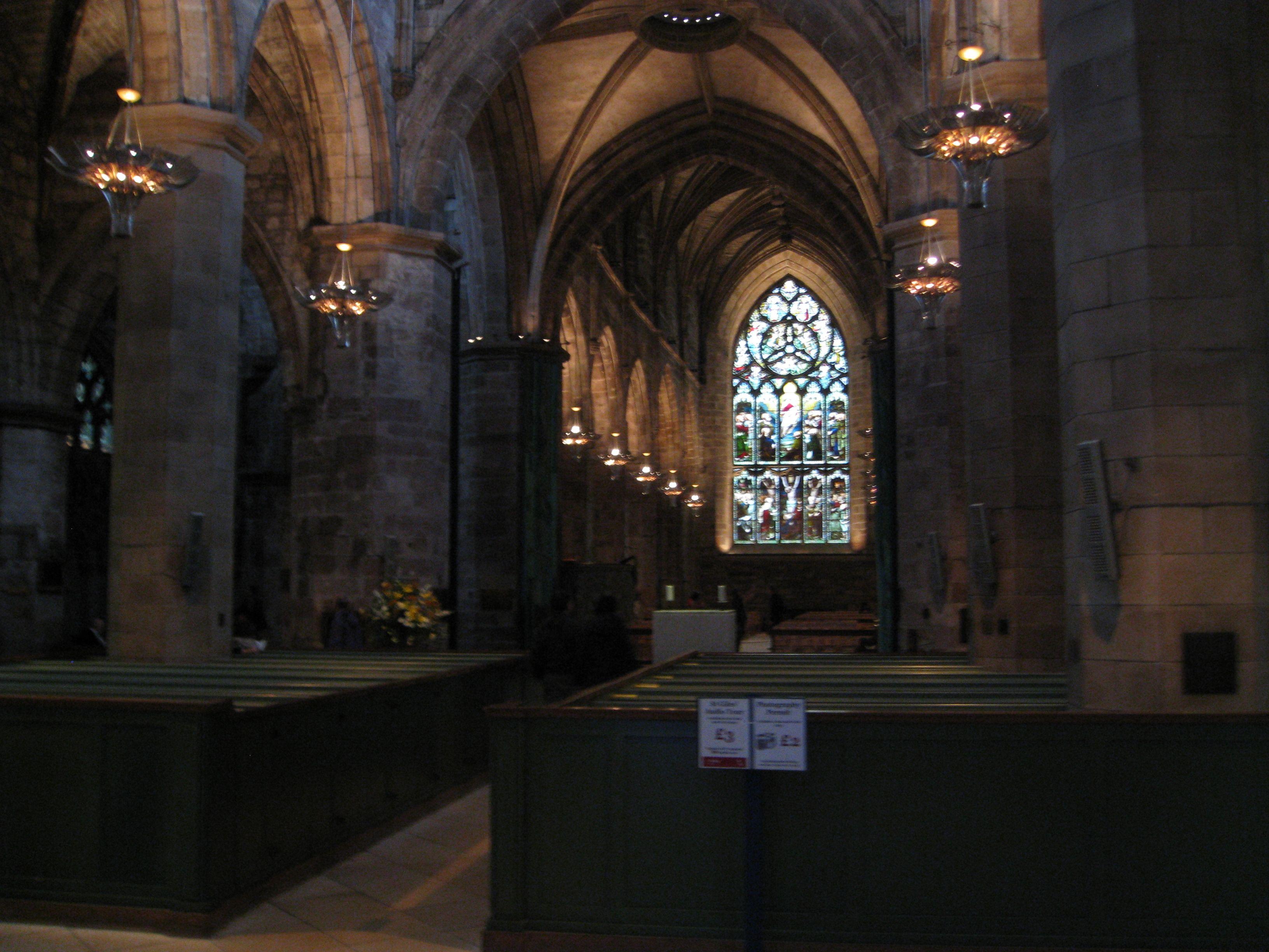 Speedpaint Church Interior By Inetgrafx