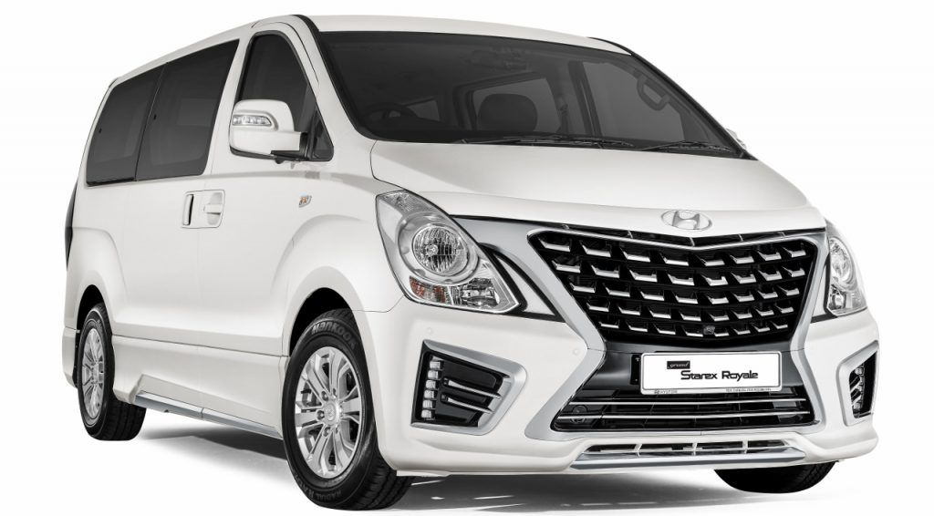 2017 Hyundai Grand Starex Royale Launched In Malaysia Cars Daily