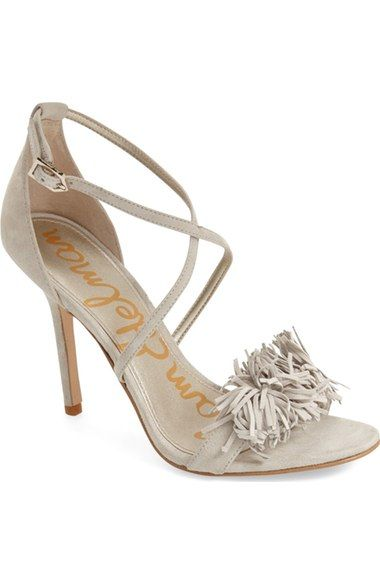 aa14545c00d7 Sam Edelman  Aisha  Fringe Sandal (Women) available at  Nordstrom ...
