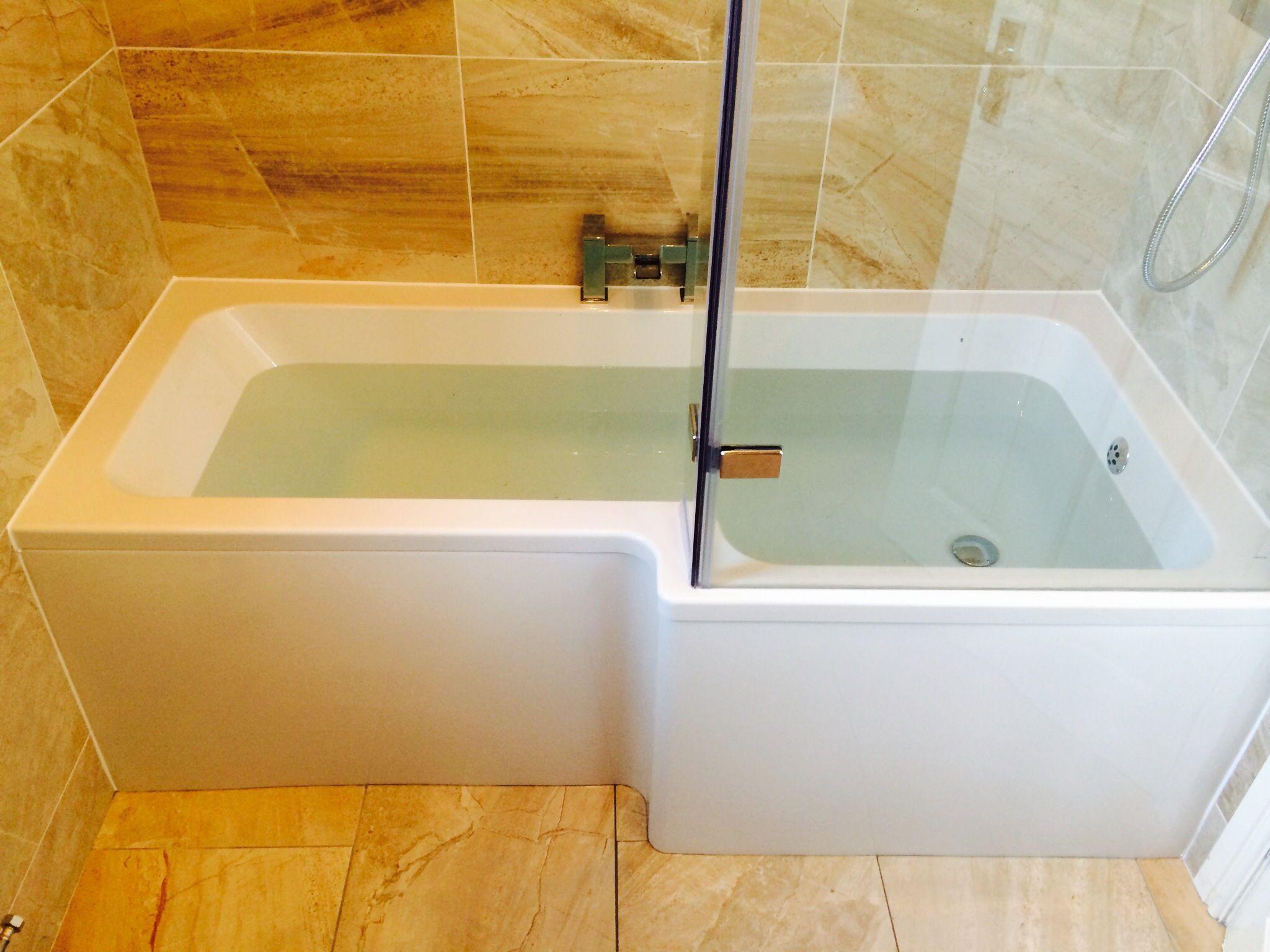 l shaped bath  bathroom redesign redesign small bathroom