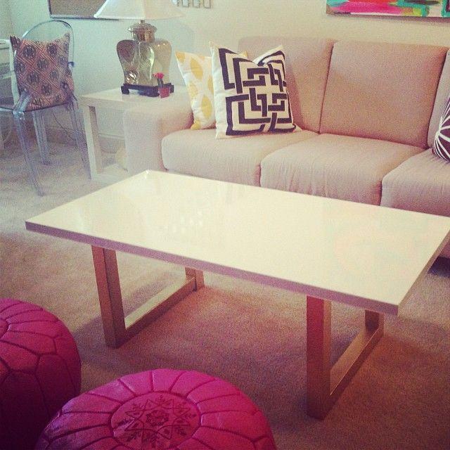 Things That Make Us Blush Ikea Lack Table Lack Table Ikea Diy