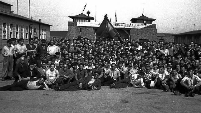 Ha muerto Luis Perea, uno de los supervivientes del infierno nazi de Mauthausen http://w.abc.es/hnofa8 pic.twitter.com/VOPD3aZ9eG