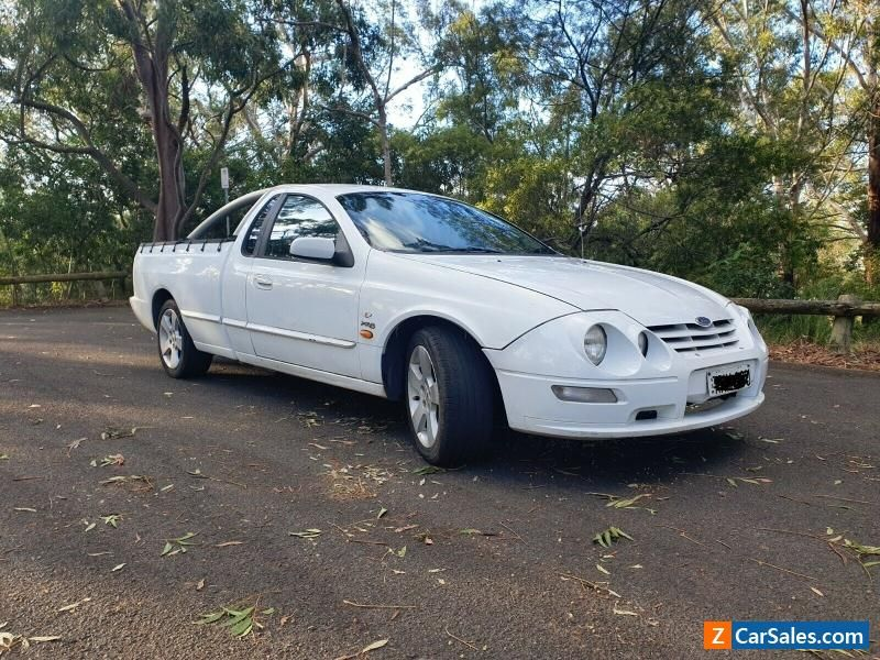 Car For Sale Ford Falcon 2001 Au2 Vct Xr6 Tickford Ute 5 Speed