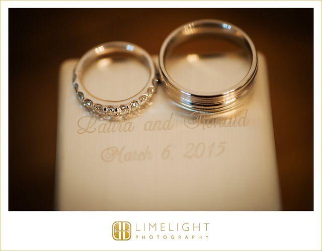 Christ United Methodist Church Wedding Rings Engraved Love