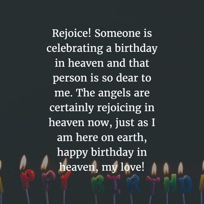 30 Sweet Birthday Quotes For Dead Husband Sweet Birthday Quotes