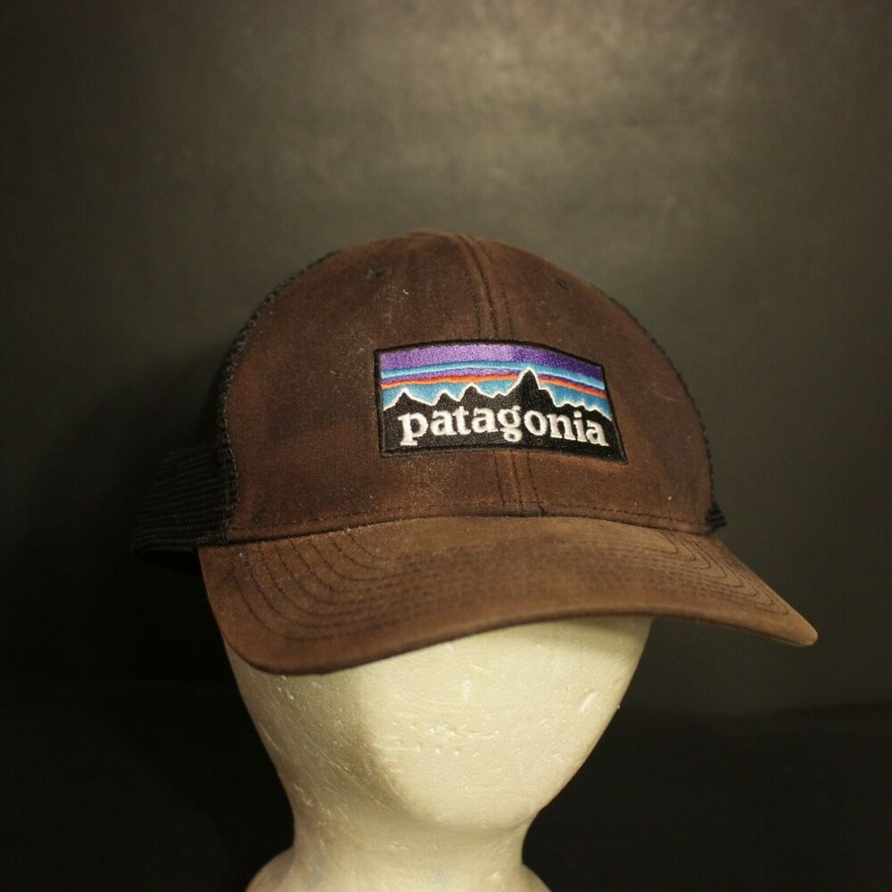 Patagonia Mesh Trucker Cap Hat Snapback One Size