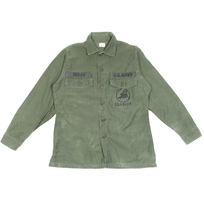 a95b0e8ea SEABEES OG-107 SHIRT – brut-clothing | Apparel | Hunting jackets ...