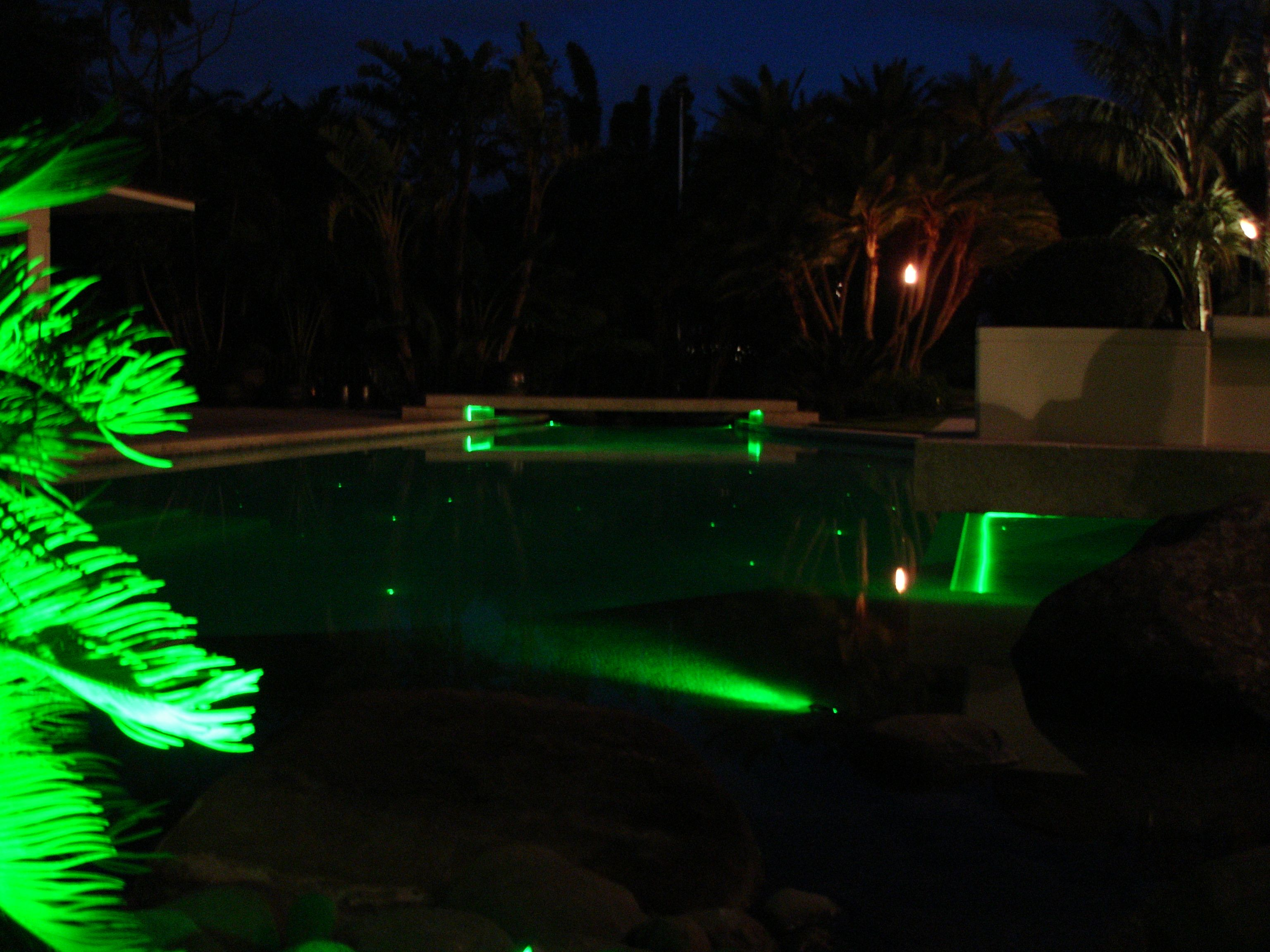 Fibre Optic Swimming Pool Lighting Poollights Swimmingpool