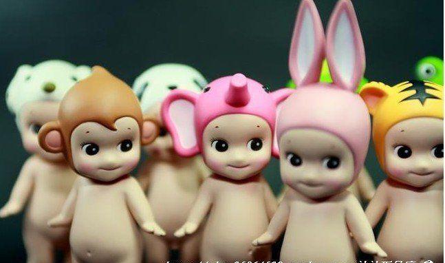 Sonny Angel dolls