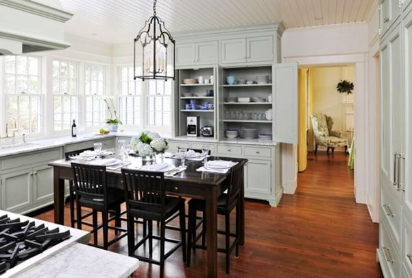 Functional Use Of Space Kitchen Design Home Kitchens Kitchen