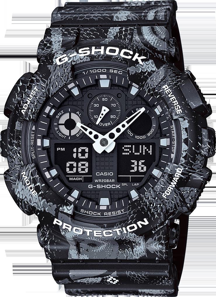 1ebd5805fd8 G-Shock GA100MRB-1A