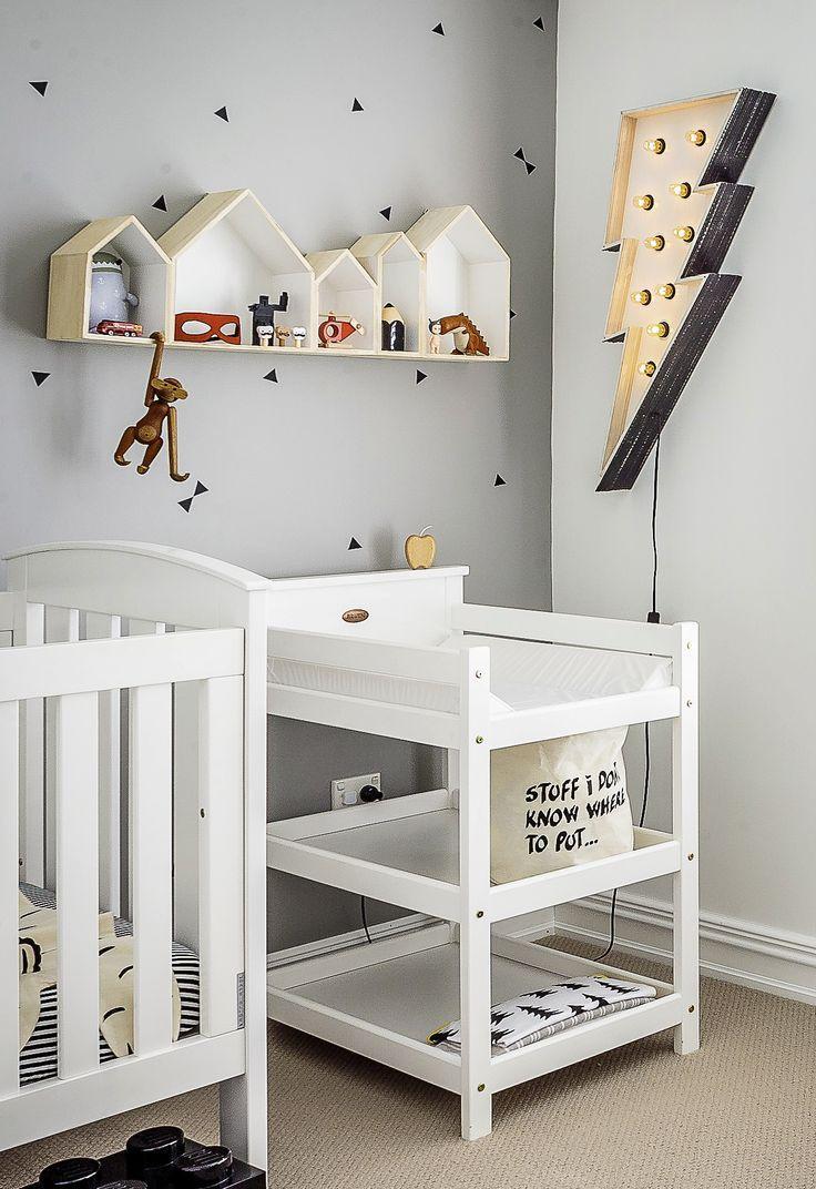 5 Ideias Para Quarto De Beb Pequeno Solu O Certa Quarto De  ~ Quarto De Bebe Lindo E Decoracao Quarto Retro