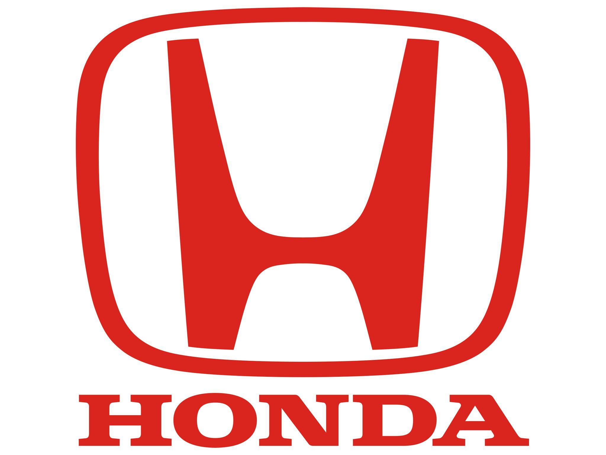 Honda logo logoer