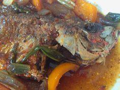 Jamaican Brown Stew Fish Recipe