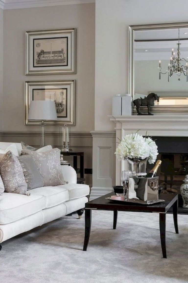 38 Wonderful French Country Living Room Decor Ideas Living